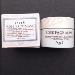 🔝5 for $25!💗Fresh Rose Mask BNIB!